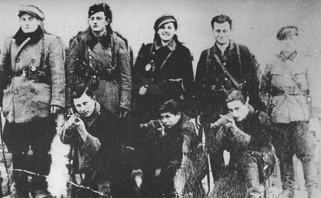 Image result for bielski partisans