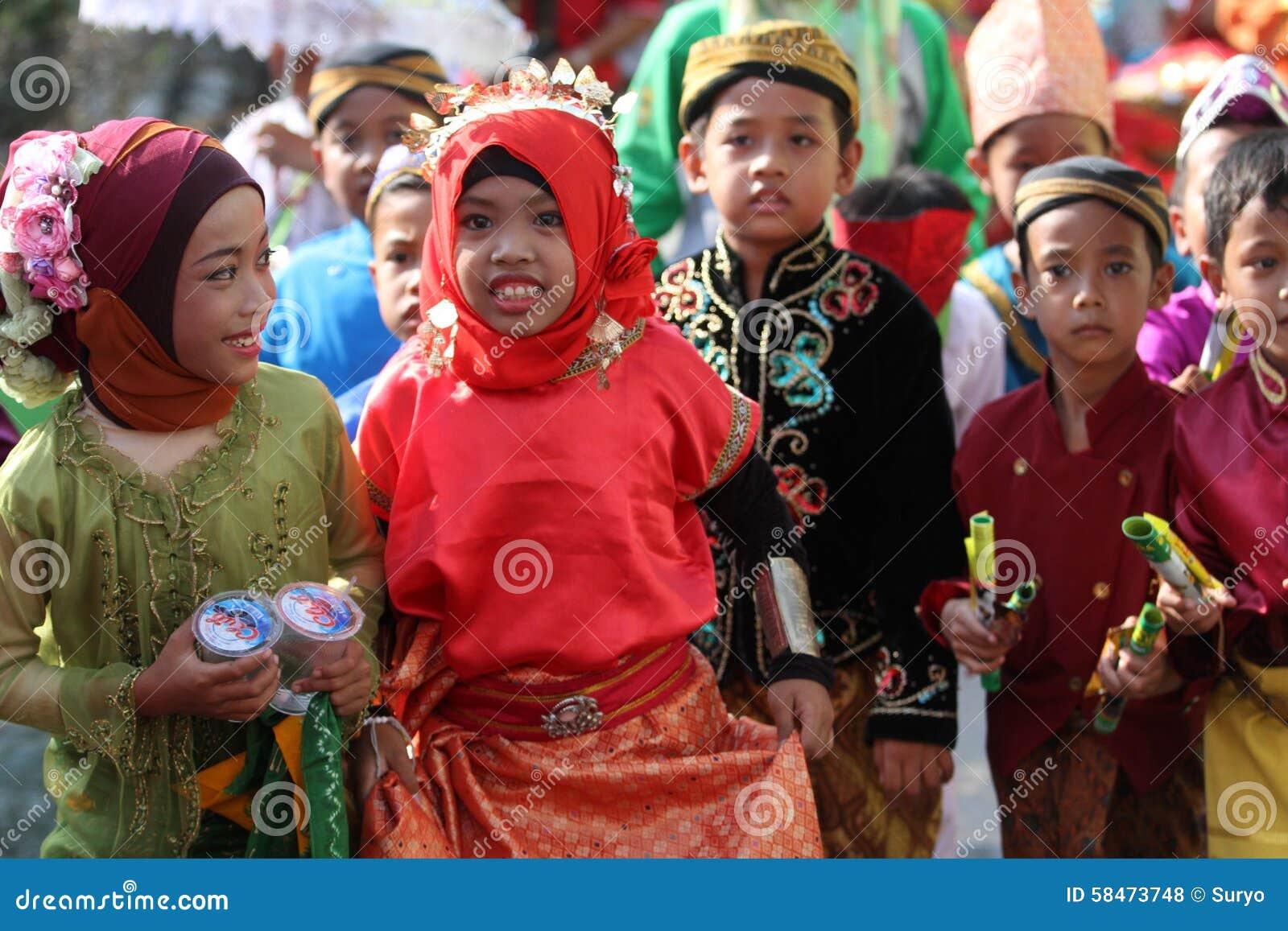 Cultural parade Editorial Stock Photo