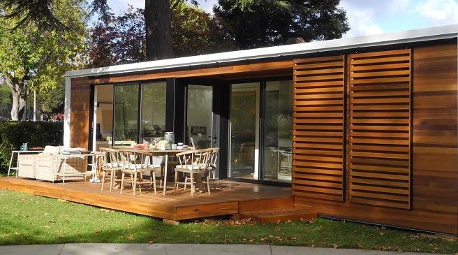 Casas de madera prefabricadas como hacer paneles para - Como hacer una casa prefabricada ...