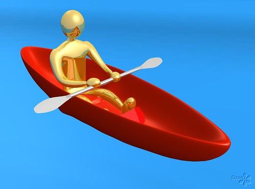 Row, row, row your boat ...