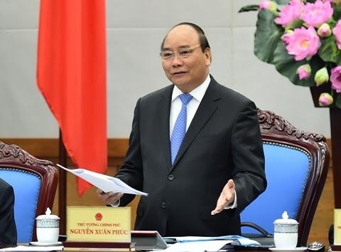 Thủ tướng: Bí thư, chủ tịch tỉnh không phải đến chúc Tết tôi