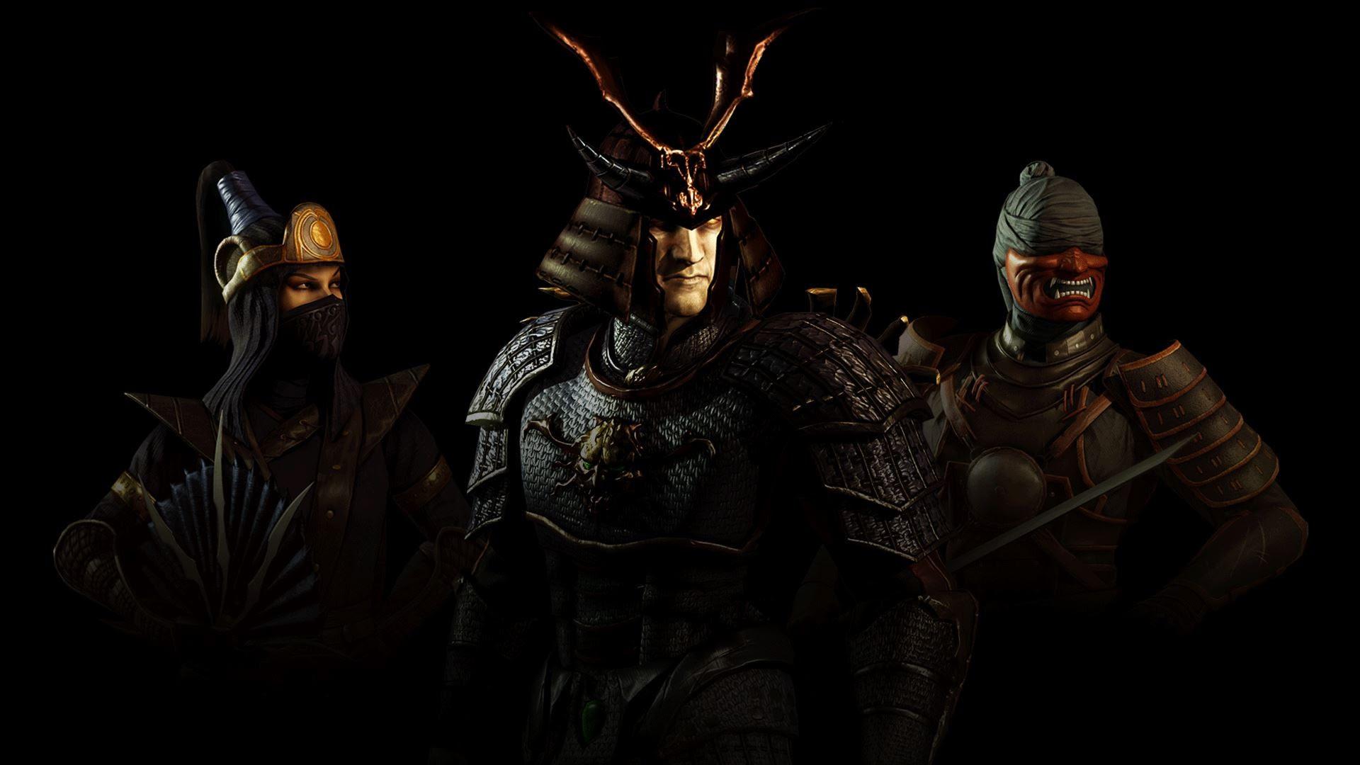 Mortal Kombat X Samurai Pack Wallpapers | HD Wallpapers ...