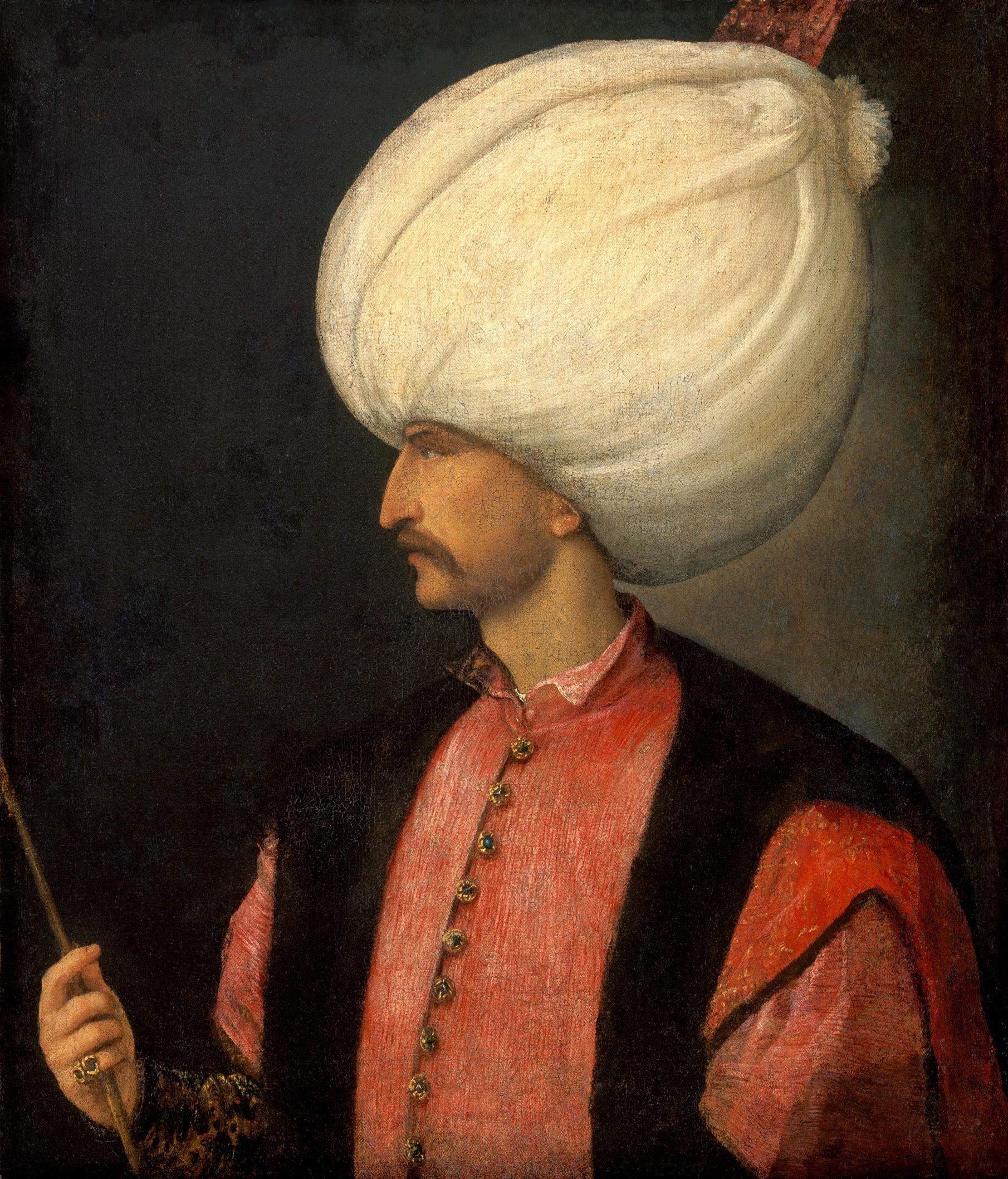 Kenapa Eropa begitu benci dan dendam kepada Khalifah Sulaiman al-Qonuni (King Sulaiman the Magnificentl)???