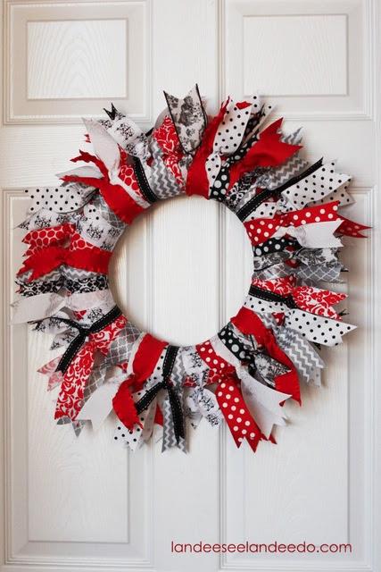 Valentine S Day Wreath Ideas Doors By Design