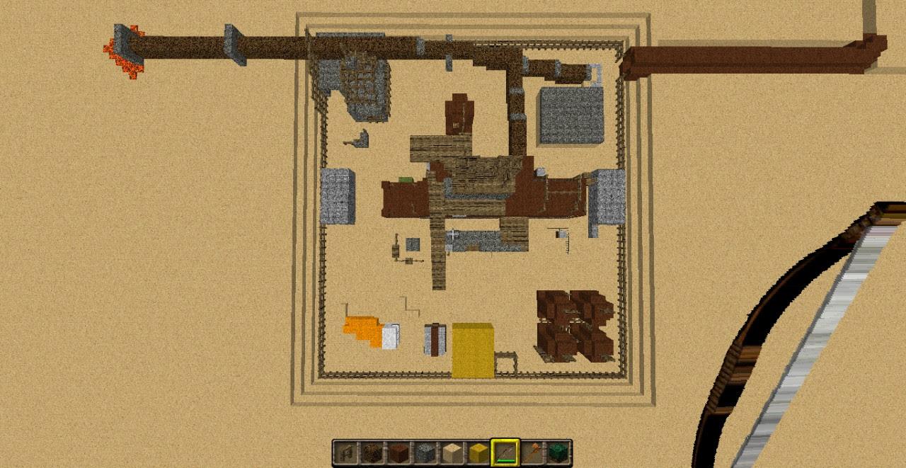 Mw2 Map Rust Minecraft Project
