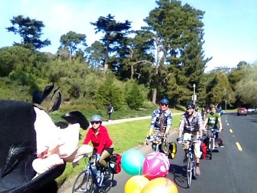 Bday bike ride
