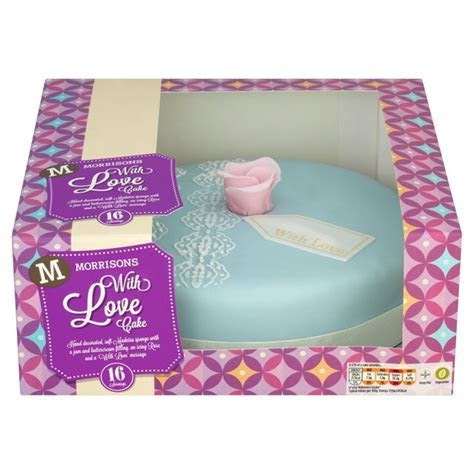 Decorate Your Own Cake Morrisons   Decoratingspecial.com