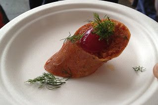 SF Chefs 2013 - Unnamed dish by Hi Lo BBQ