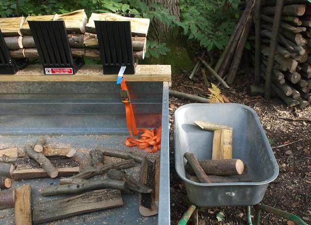 DSC_7218 Truncator logging saw bench