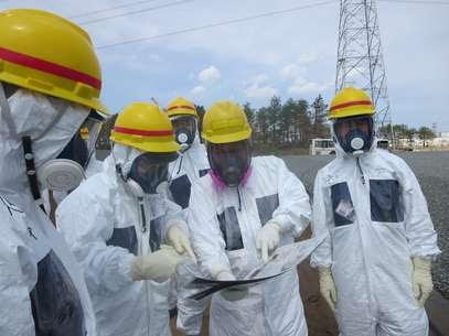 O complexo nuclear de Fukushima enfrenta problemas desde março de 2011, quando o Japão foi atingido por um terremoto e posterior tsunami. É o pior acidente nuclear desde o desastre de Chernobyl, em abril de 1986, na Ucrânia Foto: Reuters