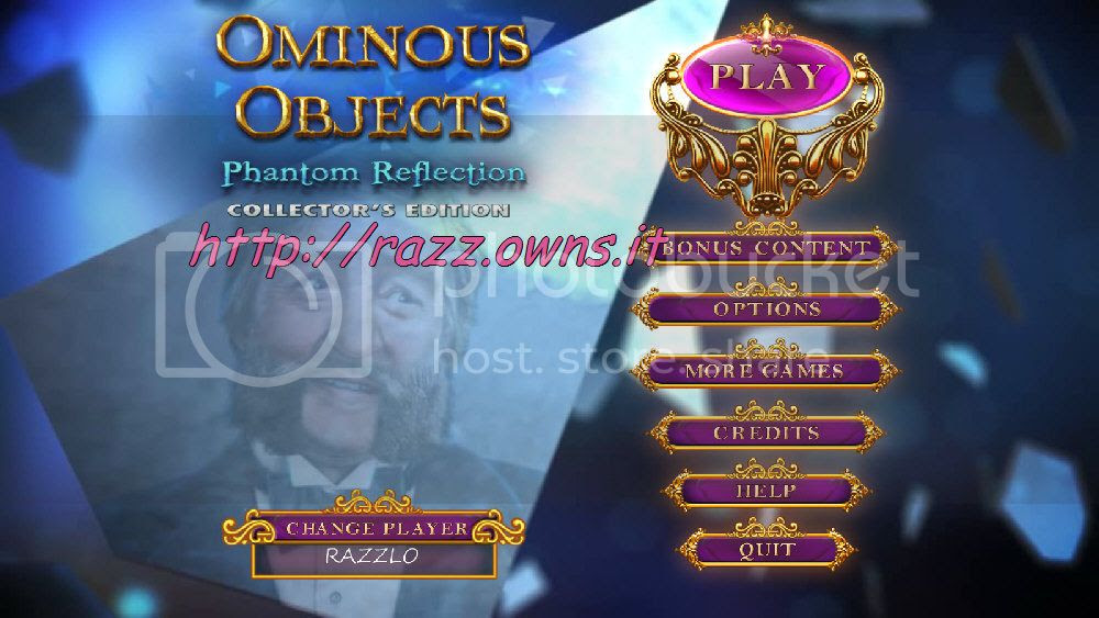 Ominous Objects 2: Phantom Reflection Collector's Edition [FINAL]