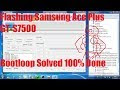 Tutorial Flash Samsung Ace Plus GT-S7500