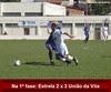 Em dia de jogo da seleção na Copa, União da Vila bateu o Estrela pela 1ª fase do Amador
