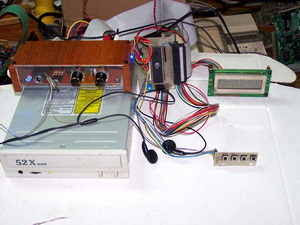 bộ điều khiển mạch at89s52-cdrom