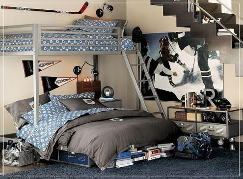 Teenage Room Ideas on Teen Room Designs