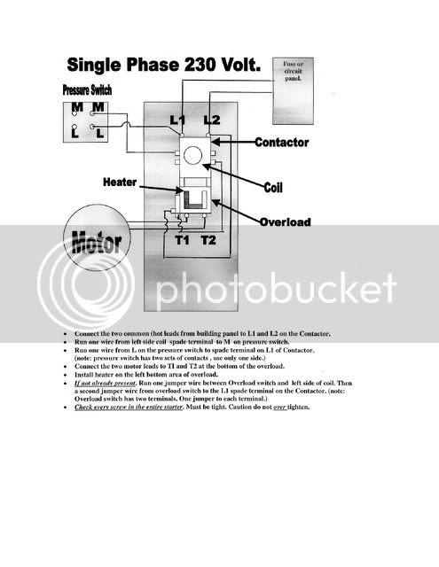 Wiring Diagram  33 Single Phase Air Compressor Wiring Diagram