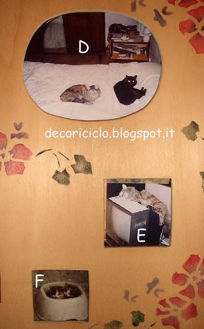 portafoto traforo e stencil 1 - parte dx