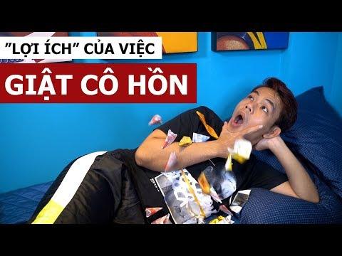 """""""Lợi ích"""" của việc giật cô hồn (Oops Banana Vlog #27)"""