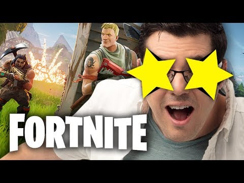 BEST FORTNITE STRATEGY EVER | Fortnite Battle Royale Pt. 2