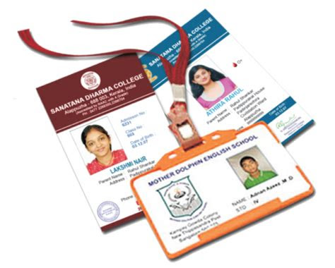 rectangular double sided id cards rs  piece ms