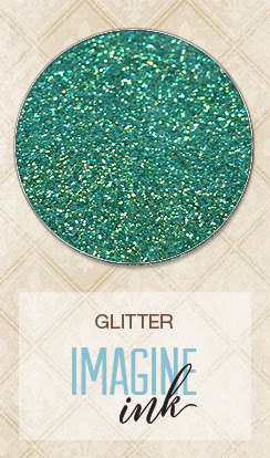 Imagine Ink - Glitter - Caribbean
