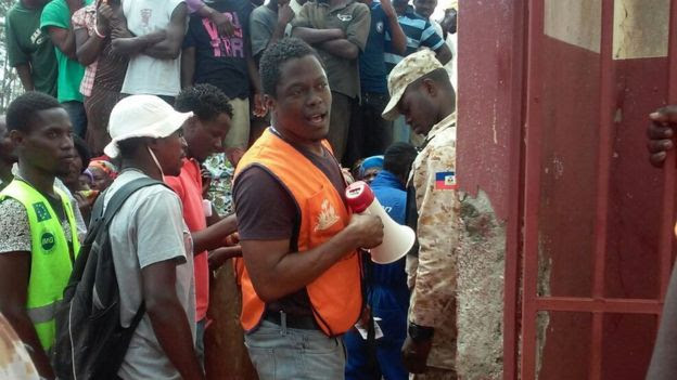 Prefeito de Paillant organiza distribuição de alimentos