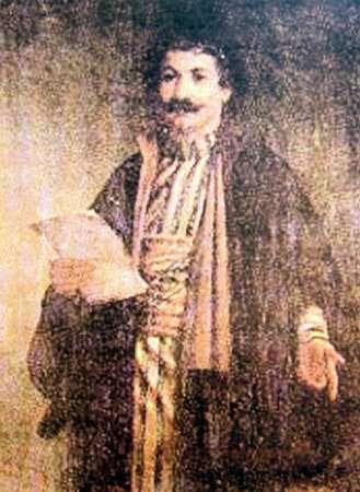 Ο Ρήγας Βελεστινλής ή Ρήγας Φεραίος θεωρείται εθνομάρτυρας και πρόδρομος της Ελληνικής Επανάστασης του 1821. Ο ίδιος υπέγραφε ως «Ρήγας Βελεστινλής» ή «Ρήγας ο Θεσσαλός» και ουδέποτε «Φεραίος», κάτι που ίσως να είναι δημιούργημα μεταγενέστερων λογίων.