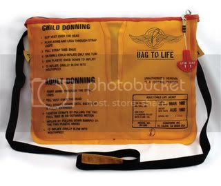 Life Vests into Cool Bags