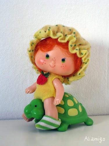 Bizcochito de Manzana y su tortuga Tartina / Apple Dumplin' & Tea Time