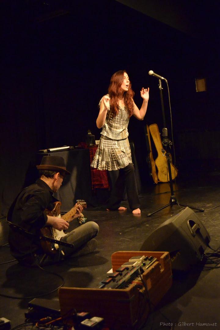Khâro, musique live Barraca Zem