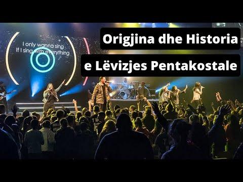 Fillimi dhe Historia e Levizjes Pentakostale
