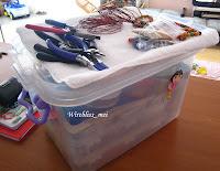 Wire Jewelry Tools & Workstation