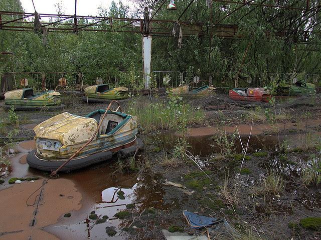 Pripyat - Abandoned City