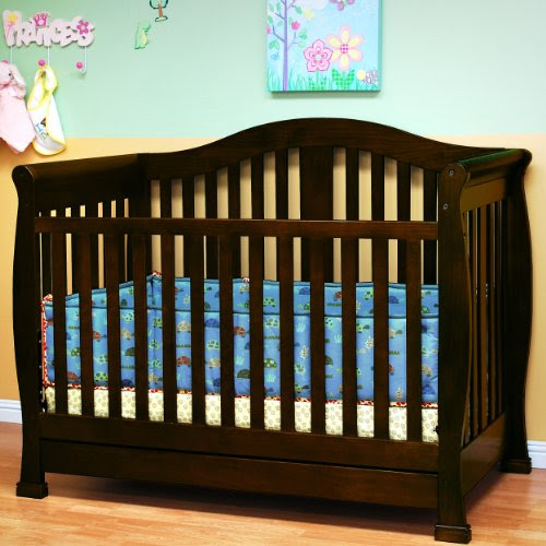Ikea Baby Cribs: Convertible Baby Crib with Drawer in ...