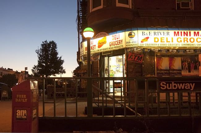 Park Slope mini mart