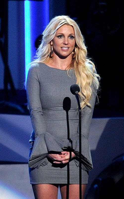 We Will Always Love You: A GRAMMY Salute To Whitney Houston - October 11, 2012, Britney Spears