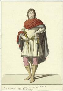 [Man with dagger, Italy, 15th ... Digital ID: 811047. New York Public Library