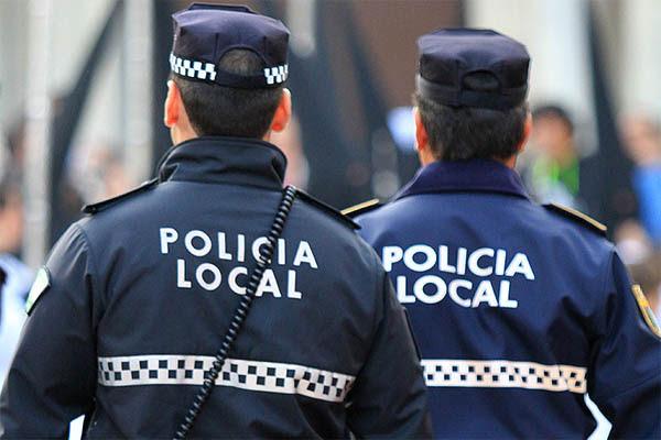 Resultado de imagen de policia local cadiz