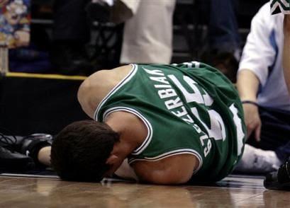 Wally hurt