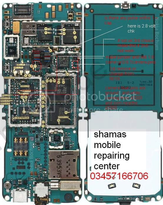 Online Mobile Repairing  Nokia 6300 All Camera Solutions