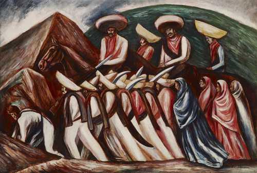 Bellas Artes Los Mas Grandes Muralistas Mexicanos