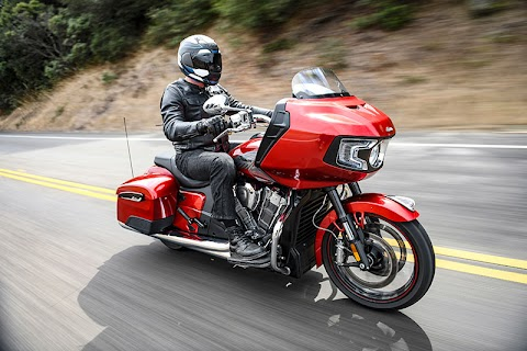 2020 Indian Motorcycle Challenger Price