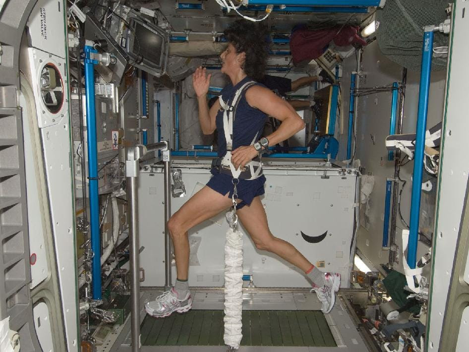 4. Which of the following must candidates have in order to pass NASA's astronaut physical exam?