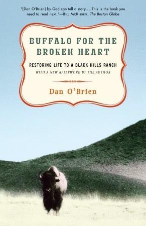 If It Has Words Buffalo For The Broken Heart By Dan Obrien