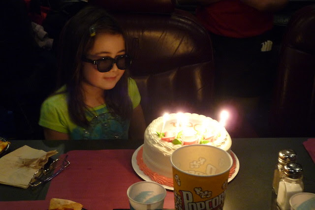 Dova's 3D Glasses Birthday
