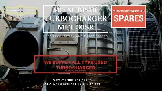 Mitsubishi MET 30SR Turbocharger for Sale