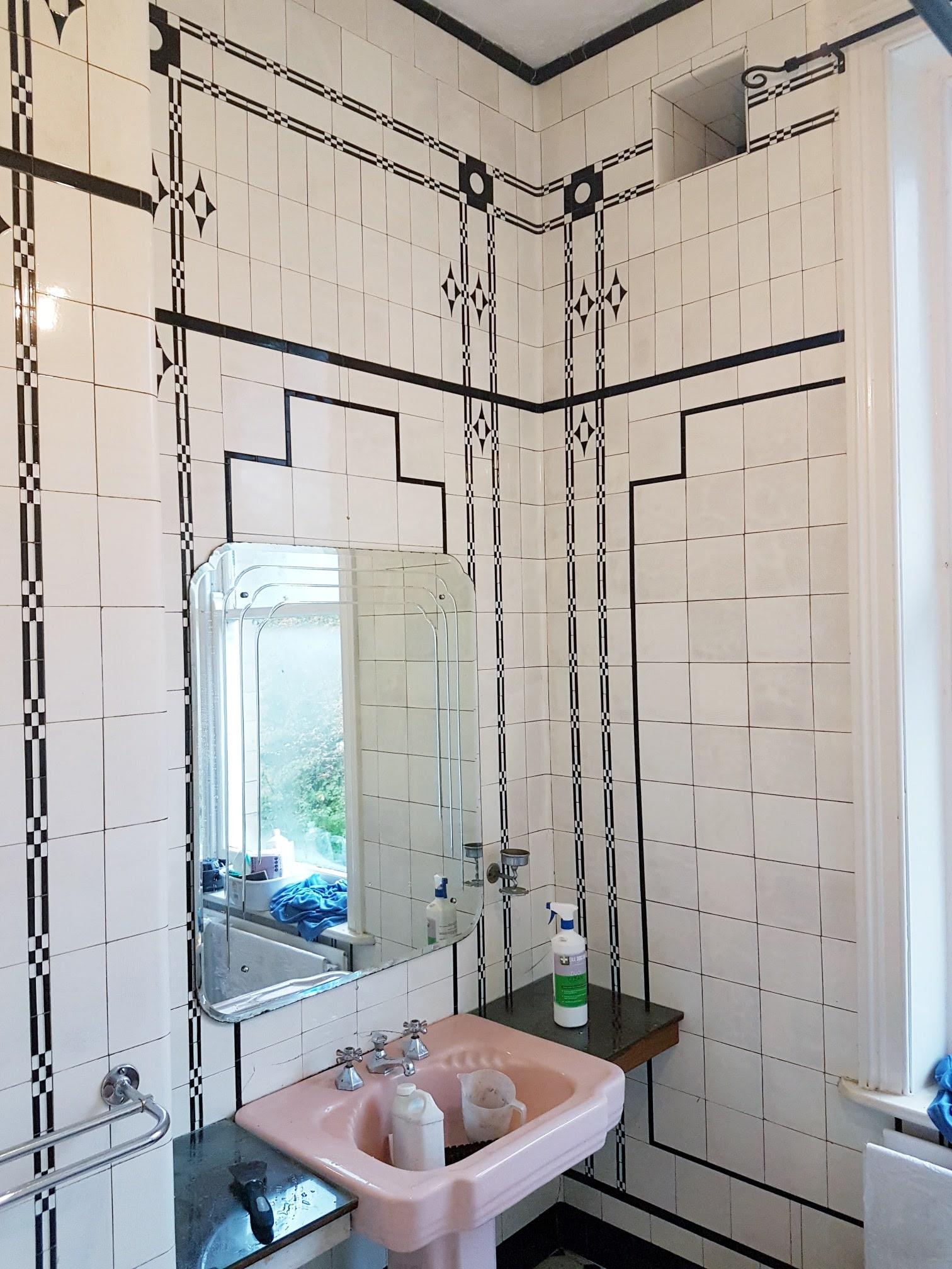 1940 Bathroom Tile Home Architec Ideas