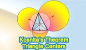 Kosnita's Theorem: Circumcenters, Concurrent lines.