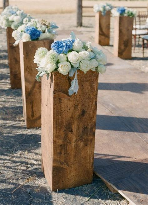 Flower stands for wedding aisle   wedding items
