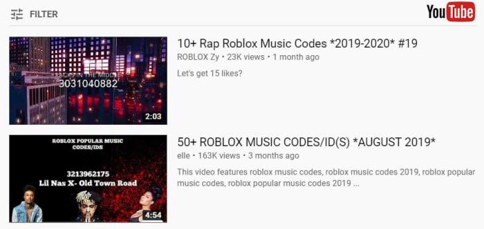 Id Roblox Music 2020 لم يسبق له مثيل الصور Tier3 Xyz